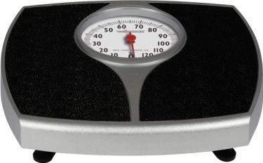 Velleman - Mekanisk badevægt 130 kg / 1 kg