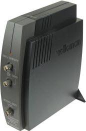 Velleman - PCGU1000 2MHz PC funktionsgenerator m. USB