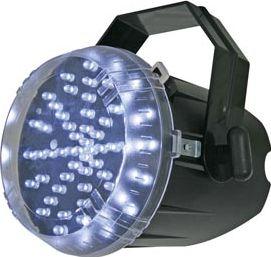 HQ Power - Hvid LED stroboskop, 60 LEDs
