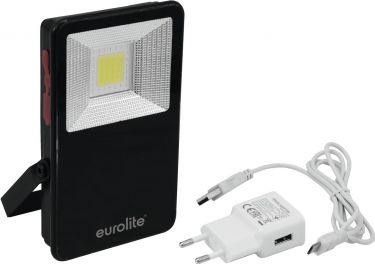 Eurolite AKKU LED IP FL-10 COB SOS Lamp