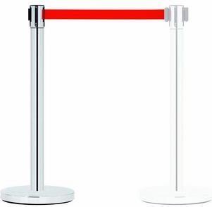 Barrieresystem - PST-10 Rustfri stål, selvopstrammende (3m)