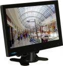 "Velleman - 10"" TFT-LCD monitor m. & fjernbetj. - 16:9"