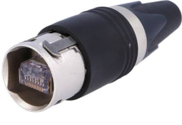 NEUTRIK - Neutrik - EtherCon® RJ45 CAT6 stik, selvtermineret (IP65)