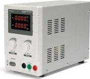 Velleman - Laboratorie strømforsyning - 0-30V / 0-5A, dobbelt LED disp.