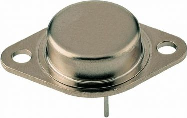 2N3055E bipolar NPN-transistor - 70V / 15A 117W (TO3)