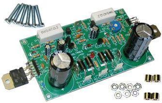 Velleman - K8060 - 200W diskret effektforstærker
