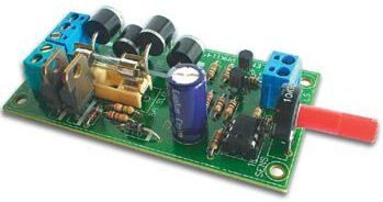 Velleman - MK114 - 1-kanals lavspændings-lysorgel