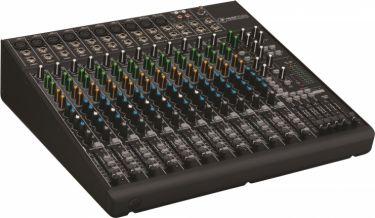 Mackie mixer 1642VLZ4 16 kanaler (10 Mic/3 stereo line)