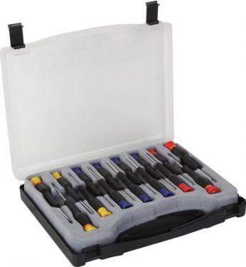 Velleman - Elektronik skruetrækker sæt til PC (15 stk.)