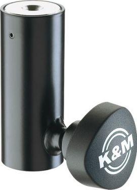 K&M flange for højttalerstativ, Ø35 & M10
