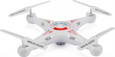 QUADCOPTER drone - 720P WIFI FPV kamera, 4 kanaler, 2.4GHz