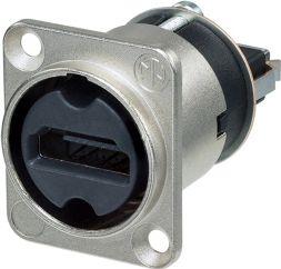 HDMI chassis fatning V1,3 & 2,0, kompatibel med 4K