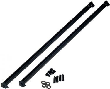 K&M Rack profil skinne, 2 stk for 28482 & 28483