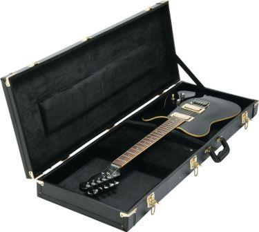 On-Stage Stands Bas Guitar Case, sort