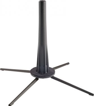 K&M stativ til engelsk horn, sort