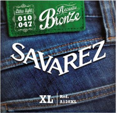 Savarez A 130 XL strengesæt til Western, ekstra light