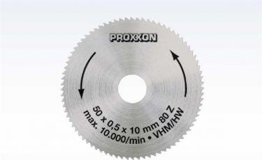 PROXXON - Rundsavsklinge 50 mm HM