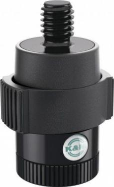 K&M quick release adaptor til mik-holder
