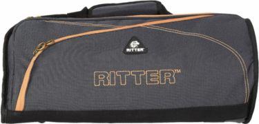 RitterBag Cornet, Farve: Grå & Læderbrun