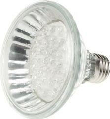 HQ Power - PAR30 LED pære - E27, 36 dioder, Varm Hvid (65°)