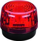 LED signallampe rød SL-12L/RT, rød