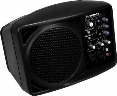 """Mackie SRM150 Aktiv højttaler 5,25"""" fullrange 150W"""