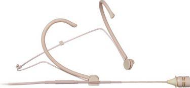 Mipro headset mikrofon MU210 3 mm nyre kapsel, beige