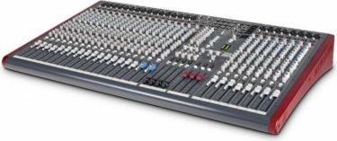 A&H ZED-428 Mixer 4Bus, 24 mono/2 stereo, 6 Aux og USB