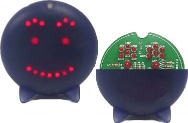 Velleman - MK175 - Animeret LED Smiley