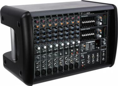 Mackie PPM608 Powermixer 8ch, 1000W