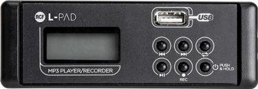 RCF Livepad MP3 player og recorder modul