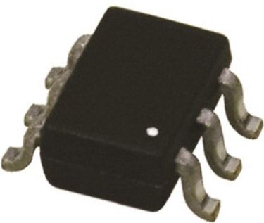SMD diode - 85V / 200mA / 250mW, dobbelt serie (SOT363)