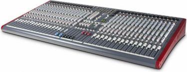 A&H ZED-436 Mixer 4 Bus, 32 mono/2 stereo, 6 Aux og USB