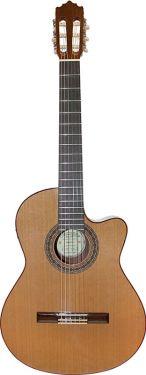 Santana 181EC v2 Klassisk guitar med pickup system