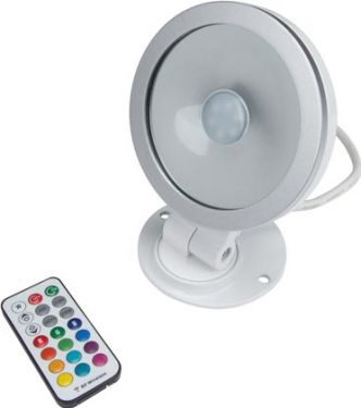 PEREL - LED facadespot - 10W, RGB (IP65)