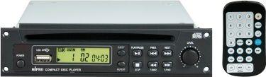 Mipro CD/MP3/USB afspiller til PA højttaler