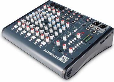 A&H XB-10 Radio Broadcast Mixer 3 Mic./line og 3 Stereo