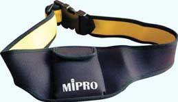 Mipro aerobic bæltetaske til ACT5T og MT801 / MT808