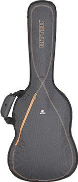 RitterBag El Guitar, Farve: Grå & Læderbrun