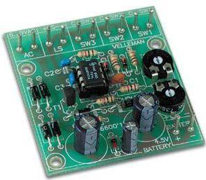 Velleman - K6600 - Elektronisk dørklokke