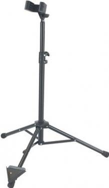 K&M bas-klarinet stativ, sort