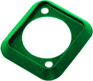 Stænktæt pakning for D-series chassis, grøn