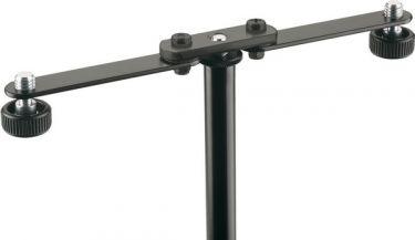 """K&M Mikrofon bar 2x 3/8"""","""