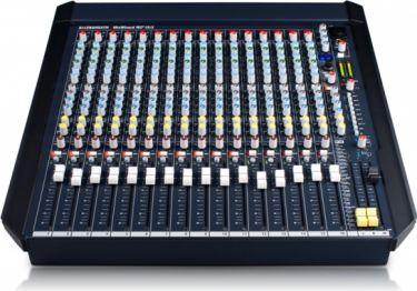 A&H Wizard 4 16:2 Mixer 16 Mic/line m/ effekter