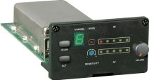 Mipro MRM70 plug-in ACT receiver 8S Freq.823-831Mhz