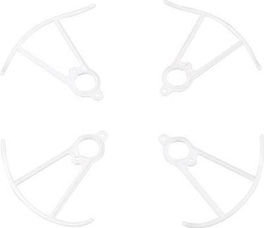 Reservedel - 4 ekstra propel beskyttere til RCQC2