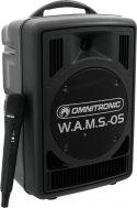 Omnitronic WAMS-05 Wireless PA system