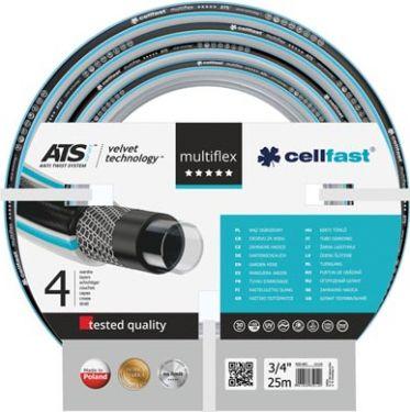 """Cellfast - Vandslange - Mulitflex ATS variant™, 3/4"""" (25m)"""