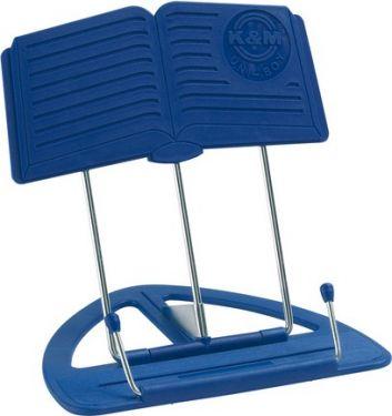 K&M nodestativ blå, kasse med 12 stk