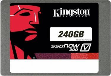 Kingston - SSD harddisk - 240GB SATA3 V300